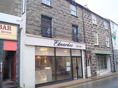 Property image of home to buy in 53 High Street, Pwllheli